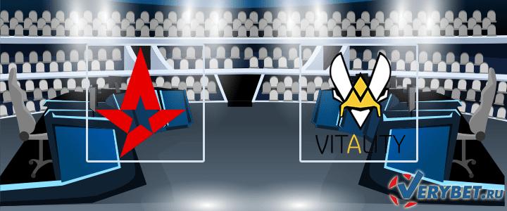 Astralis – Team Vitality 28 апреля 2020 прогноз