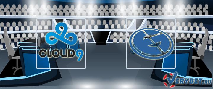 Cloud9 - Evil Geniuses 28 апреля 2020 прогноз