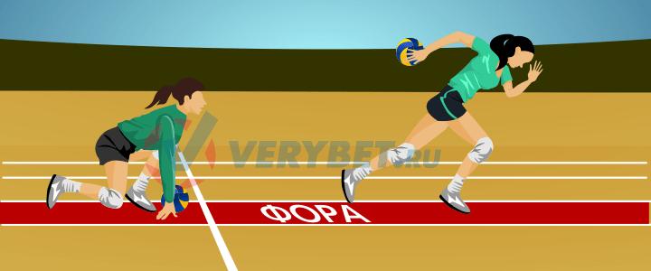 Фора в волейболе