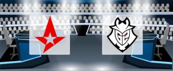Astralis – G2 Esports 21 мая 2020 CS: GO прогноз