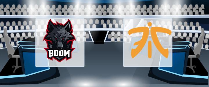 BOOM Esports – Fnatic 29 мая 2020