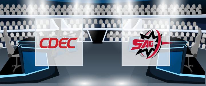 CDEC Gaming – Sparking Arrow 17 мая 2020 прогноз
