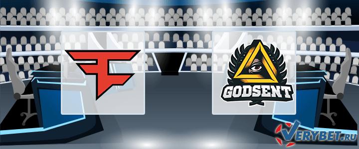 FaZe Clan – Godsent 5 мая 2020 прогноз