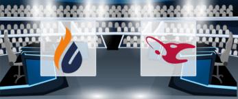 Copenhagen Flames – mousesports 10 мая 2020 КС ГО