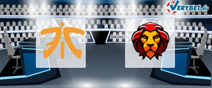 Fnatic – MAD Lions 1 июня 2020 прогноз