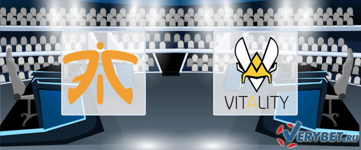 Fnatic – Team Vitality 2 мая 2020 прогноз