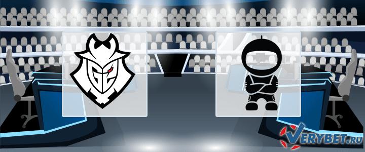 G2 Esports – c0ntact Gaming 7 мая 2020 прогноз