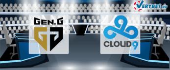 Gen.G Esports – Cloud9 CS: GO