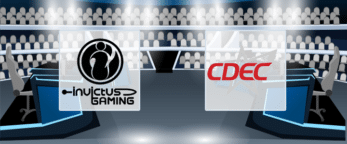 Invictus Gaming – CDEC Gaming 14 мая dota 2