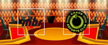 MIBR – CHAOS 22 мая 2020 прогноз на CS GO