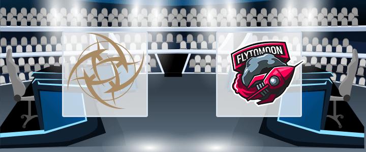 Ninjas in Pyjamas – Flytomoon 26 мая 2020 прогноз на Дота 2