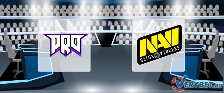 Pro100 – Natus Vincere 6 мая 2020 прогноз