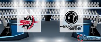 Sparking Arrow – Invictus Gaming 8 мая 2020 прогноз