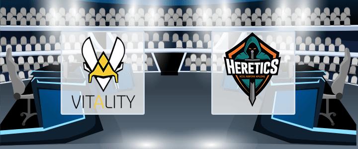 Team Vitality – Team Heretics 9 мая 2020 прогноз