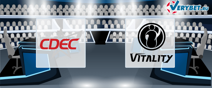 CDEC Gaming – iG Vitality 30 июня 2020 прогноз
