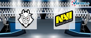 G2 Esports – NaVi 9.06.2020