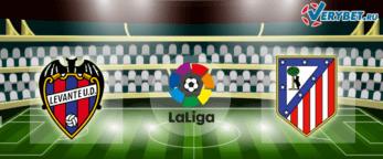 Леванте – Атлетико 23 июня 2020 прогноз