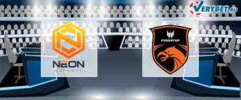 Neon Esports – TnC Predator 13 июня 2020
