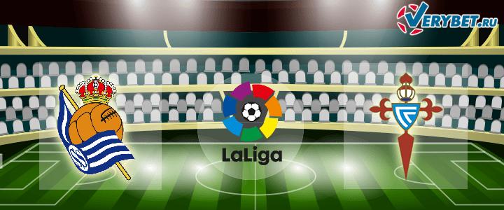 Реал Сосьедад — Сельта 24 июня 2020 прогноз