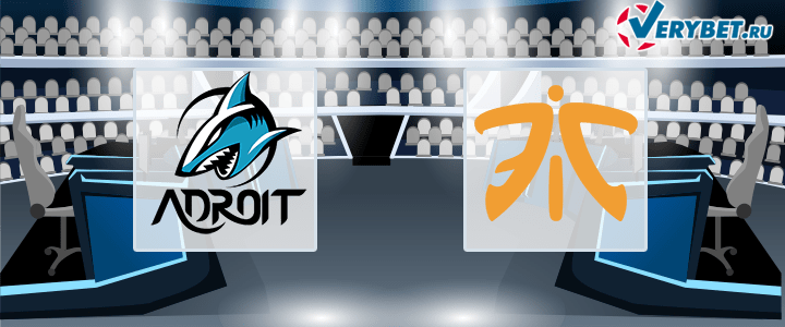 Team Adroit – Fnatic 25 июня 2020 прогноз