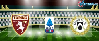 Торино - Удинезе 23 июня 2020 прогноз