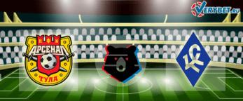 Арсенал Тула – Крылья Советов 7 июля 2020 прогноз