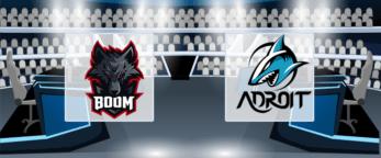 BOOM Esports – Team Adroit