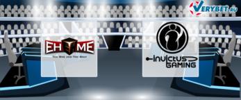 EHOME – Invictus Gaming 4 июля 2020 прогноз