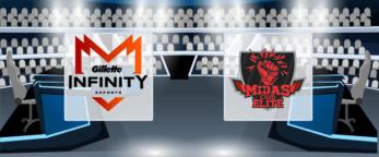 Infinity eSports – Midas Club Elite 11 июля 2020 прогноз