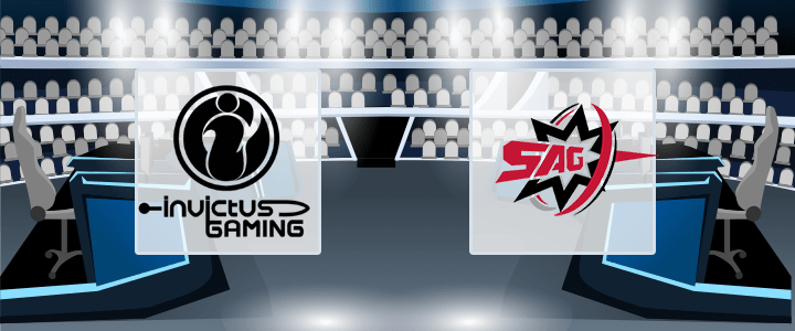Invictus Gaming – Sparking Arrow