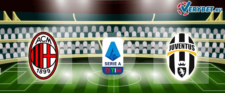 Милан – Ювентус 7 июля 2020 прогноз