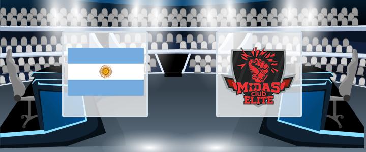 Team Argentina – Midas Club Elite