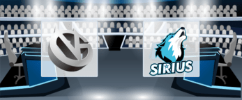 Vici Gaming – Team Sirius