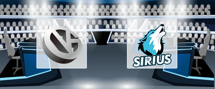 Vici Gaming – Team Sirius
