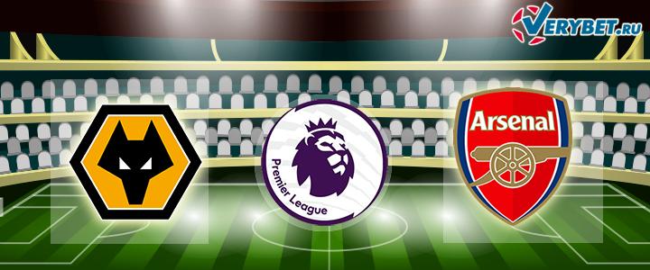 Вулверхэмптон – Арсенал 4 июля 2020 прогноз