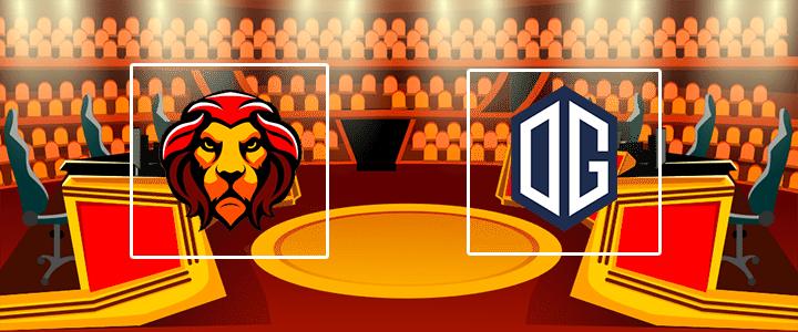 MAD Lions – OG 26 августа 2020 прогноз