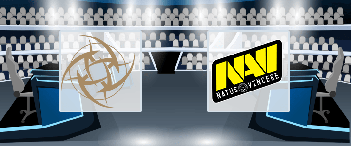 Ninjas in Pyjamas – Natus Vincere 25 августа 2020 прогноз