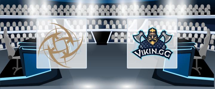 Ninjas in Pyjamas – ViKin.gg 15 августа 2020 прогноз