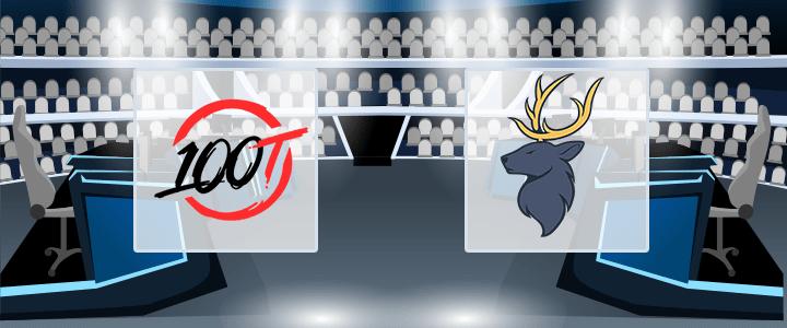 100 Thieves – Triumph 22 сентября 2020 прогноз