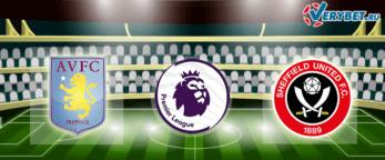 Астон Вилла - Шеффилд Юнайтед 21 сентября 2020 прогноз