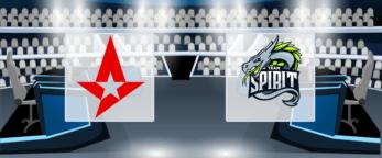 Astralis – Team Spirit 19 сентября 2020 прогноз