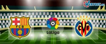 Барселона – Вильяреал 27 сентября 2020 прогноз