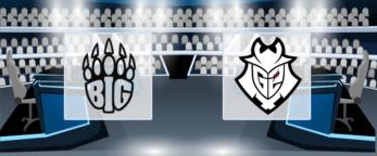 BIG – G2 eSports 12 сентября 2020 прогноз