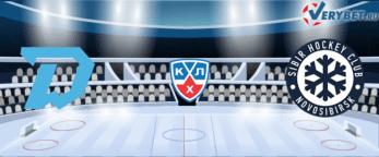 Динамо Минск — Сибирь 21 сентября 2020 прогноз