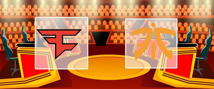FaZe Clan – Fnatic 8 сентября 2020 прогноз