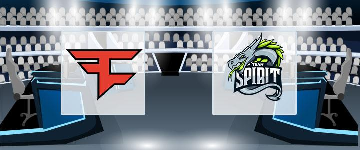 FaZe Clan – Team Spirit 15 сентября 2020 прогноз