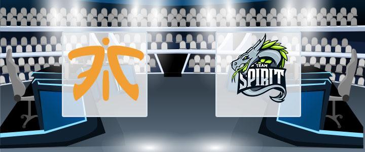 Fnatic – Team Spirit 3 сентября 2020 прогноз
