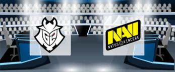 G2 eSports – Natus Vincere 19 сентября 2020 прогноз