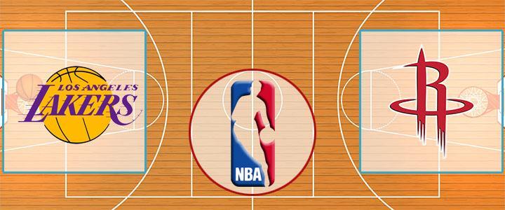 Лос-Анджелес Лейкерс – Хьюстон Рокетс 7 сентября 2020 прогноз