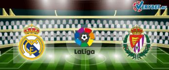 Реал Мадрид - Вальядолид 30 сентября 2020 прогноз